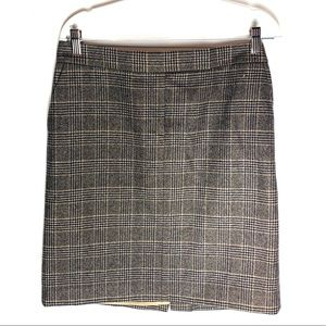 JCrew Wool Pencil Skirt